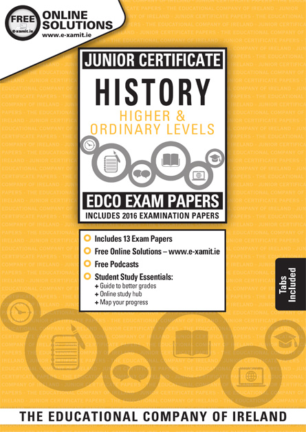 history essays junior cert exam