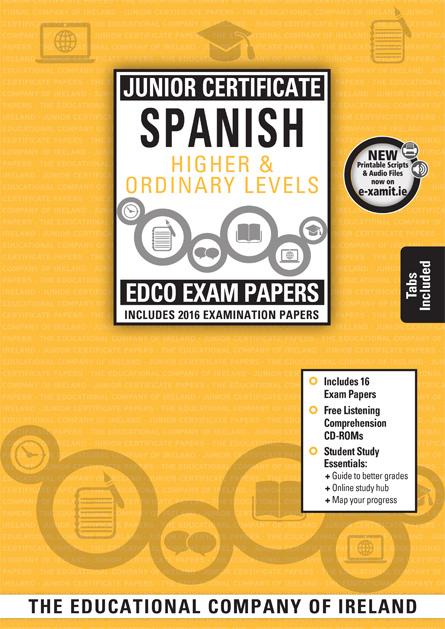Leaving Certificate Spanish