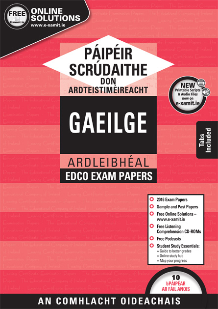 Cheap exam papers ireland