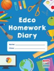 Edco Primary Homework Diary