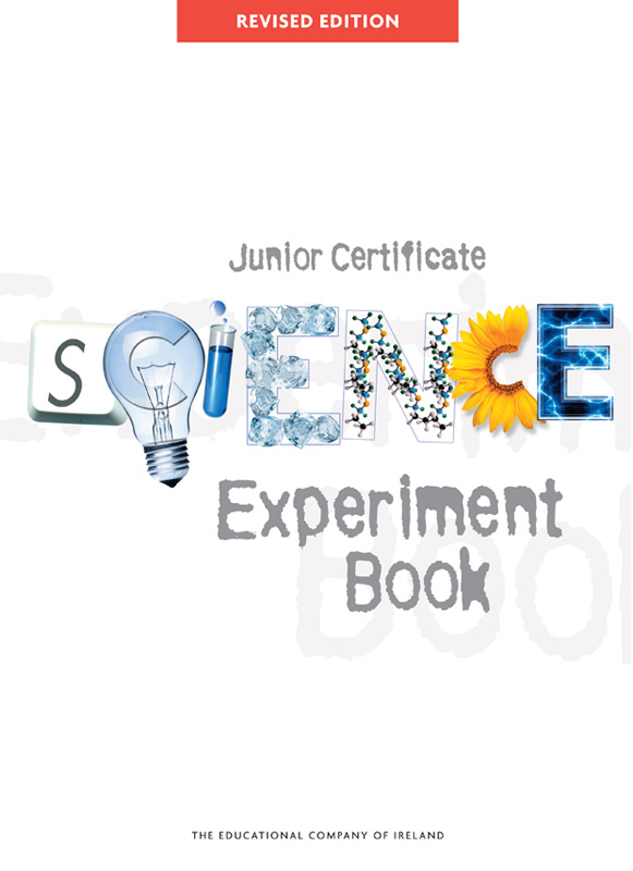 junior cert science coursework b      booklet group