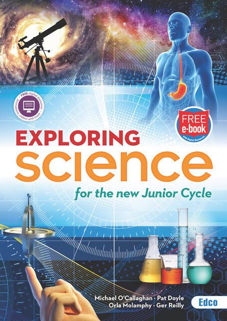 Exploring Science For The New Junior Cycle Incl Student Portfolio Free E Book