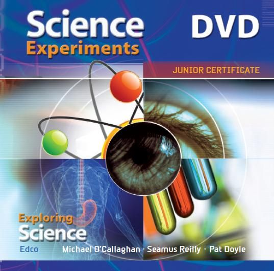Exploring Science Experiment Dvd 3rd Ed