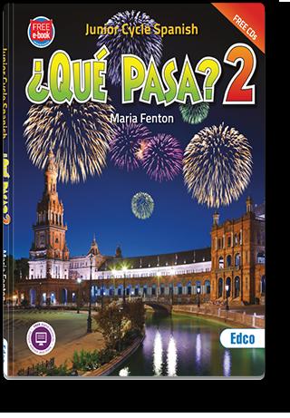 Qué Pasa? 2 (incl  FREE e-book)