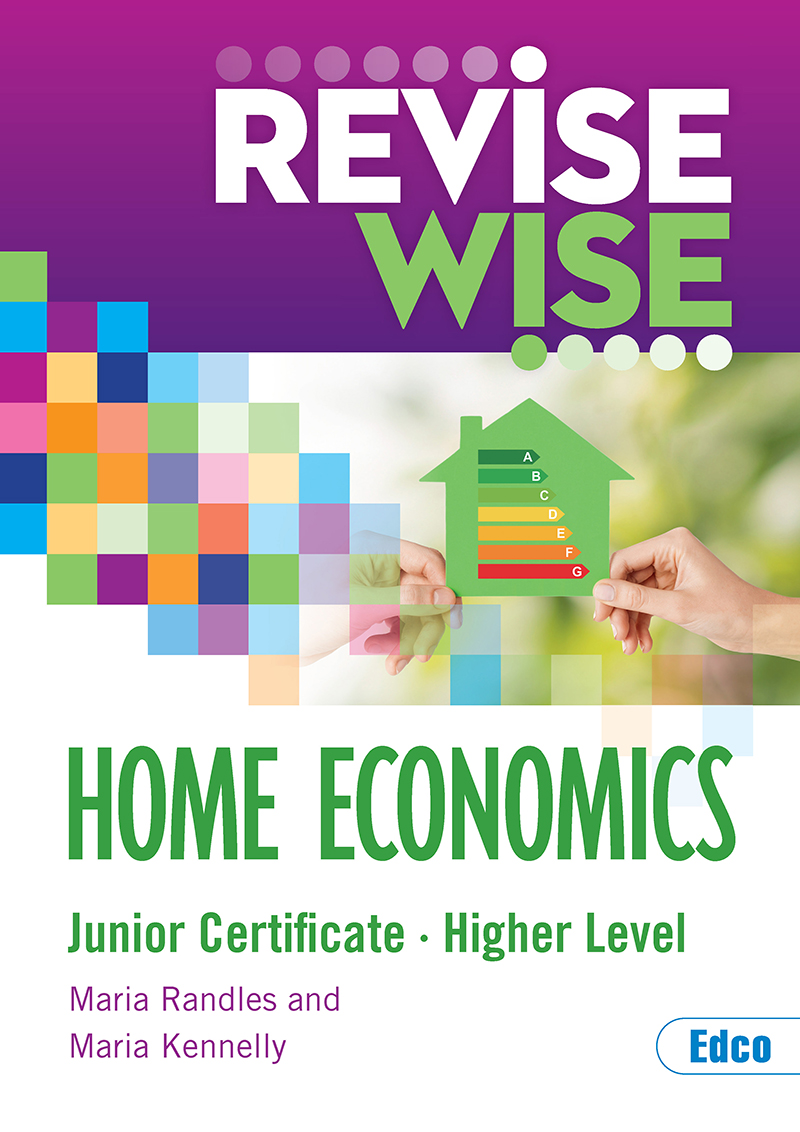 Revise Wise J/C Home Economics Higher